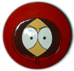 Kenny Big Face South Park Belt Buckle with display stand - Officially Licensed